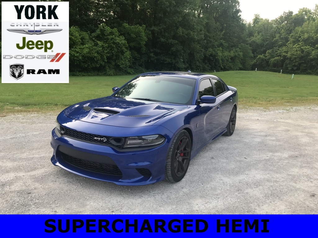 Pre Owned 2019 Dodge Charger Srt Hellcat 4d Sedan In Brazil C20000a